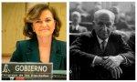 """Carmen Calvo: """"Largo Caballero -el Lenin español- es una figura con la que nos podemos seguir identificando"""""""