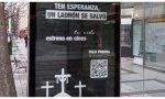 """Nueva campaña de la Asociación Católica de Propagandistas: """"Ten esperanza, un ladrón se salvó""""... que no se refiere a la clase política española"""