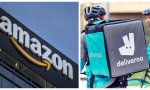 Amazon insiste en hacerse con Deliveroo