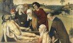 Dios calla en Sábado Santo, como muestra el cuadro 'El Entierro', de Dierec Bouts