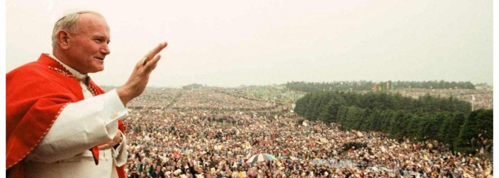 Juan Pablo II en Drogheda, Irlanda