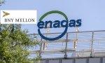 Enagás tiene un nuevo accionista: The Bank of New York Mellon, el depósito bancario más grande del mundo