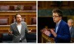 4-M. Hackean la web de Más Madrid y desvían 8.000 euros a una cuenta de Podemos... Pablo, así no: no se quita el dinero a los 'errejones'