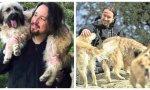 El bienestar animal de los perros de Irene y Pablo: los tres canes tienen un 'niñero' para ellos solos. ¡Animalitos!