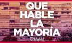 Estrategia Podemos. Iglesias 'desaparece' del cartel electoral de la formación: los morados huyen de personalismos... y de los bajos índices de popularidad de su líder
