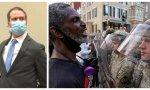 Derek Chauvin y disturbios BLM