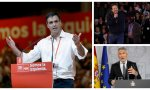 """Como en 2004: """"Vox es una amenaza para la democracia"""", dijo Sánchez-Rubalcaba"""