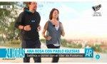 Atrás quedan aquellos días en los que Ana Rosa Quintana y Pablo Iglesias hasta practicaban deporte juntos