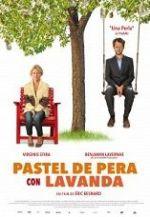 PASTEL DE PERA CON LAVANDA