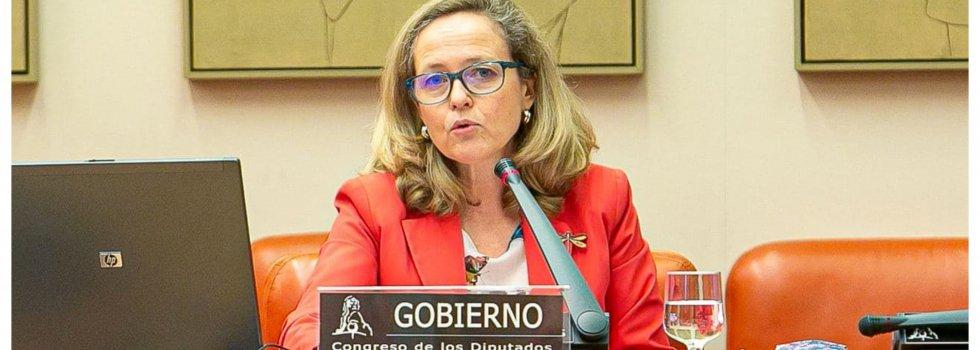 Empresas y empresos… la vicepresidenta  Calviño se desfonda