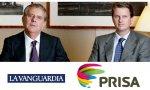 Carlos Godó (Grupo Godó (La Vanguardia) pretende -y su padre, javier Godó, no lo ve claro- hacerse con un 10% de Prisa