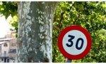 Reducción de velocidad a 30 km por hora. Y si suprimes los coches no habrá accidentes de tráfico, seguro