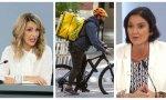 Consejo de Ministros. La modesta Yolanda Díaz: los 'riders' rechazan su 'histórica' ley