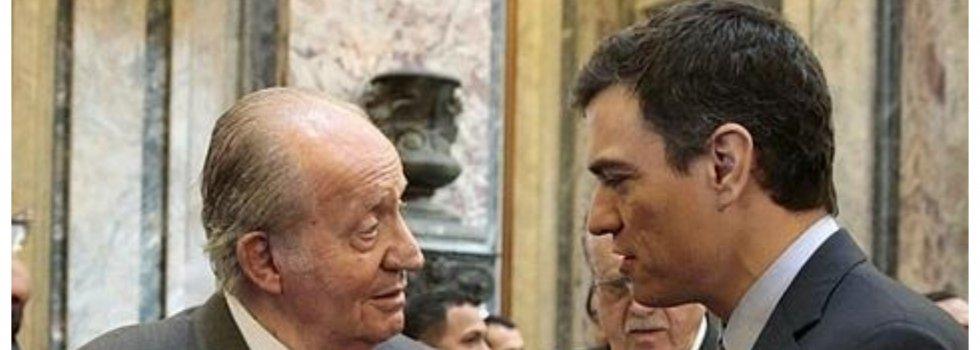 Sánchez sabe que si consiguiera imputar a Juan Carlos I muchos españoles no lo aceptarían. Por eso, prefiere no quitarle su libertad, pero sí su honor