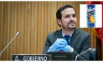 Alberto Garzón un ministro imprescindible. Decisiva su actuación contra las galletas Príncipe