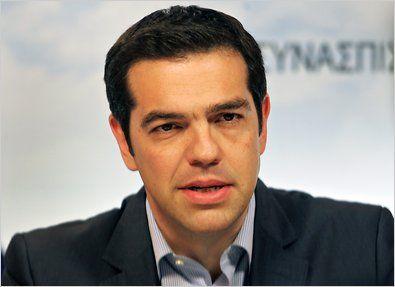 Tsipras, en apuros.