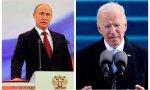 Biden el progre, hombre de Occidente; Putin, el realista, hombre de Oriente
