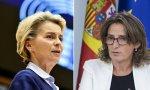 En Europa, donde el mando ejecutivo está en manos de la alemana Ursula von der Leyen están cabreados con Teresa Ribera
