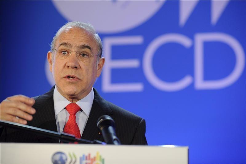Ángel Gurría, presidente de la OCDE