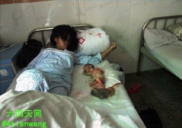 Asesinatos gratuitos: China ocupa el segundo puesto en abortos por habitante