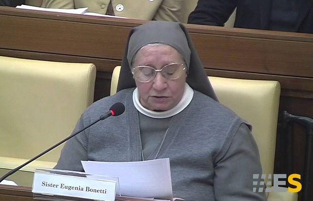 """La misionera Sor Eugenia Bonetti, nueva """"Mujer de coraje"""" por su acción a favor de las víctimas del tráfico de seres humanos"""
