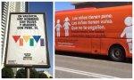 Valencia. La nueva campaña de Ribó: «En Valencia, hay hombres con vulva y mujeres con pene»... en respuesta a la campaña de Hazteoir