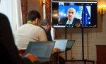 Luis de Guindos ha intervenido en el curso vía telemática