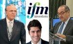 Isidro Fainé, objetivo de la reactivación de la OPA por parte de IFM (que tiene como responsable en España a Jaime Siles) con la ayuda de Benito Berceruelo (Estudio de Comunicación)