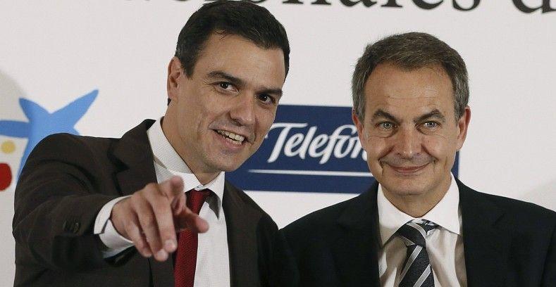 Sánchez debería tener en cuenta que así empezó Zapatero con el déficit (y mejor no recordar lo que pasó después)