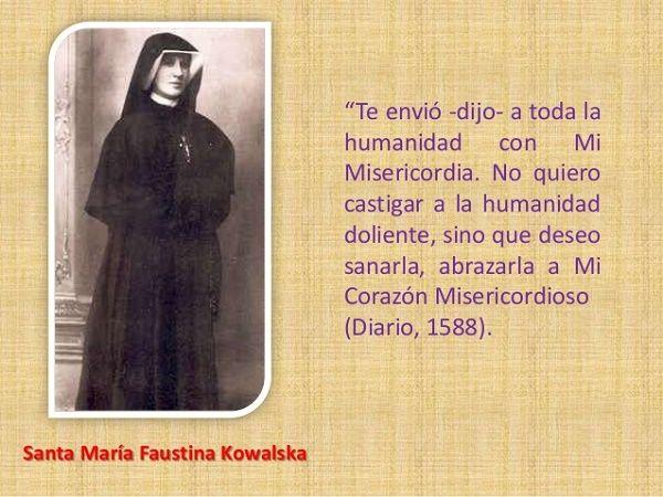 'Año de la Misericordia'. Kowalska-Wojtyla (X). Reza y escribe