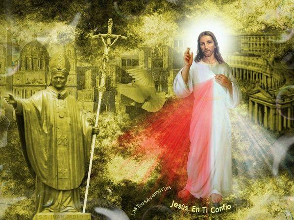 'Año de la Misericordia'. Kowalska-Wojtyla (XVIII). Hambruna de Cristo