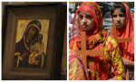 Virgen María en el Líbano y Cristianos en la India