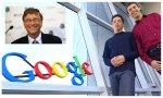 Serguéi Brin y Larry Page, han firmado la paz con los Gates