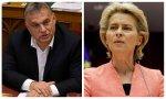 Orban: mantente firme. La miseria de Ursula von der Leyen: no habrá dinero para Hungría si no se vuelve pro-gay