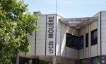 Liceo Francés de Zaragoza, donde la nueva ministra de Educación ha escolarizado a su hijo