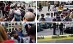 Protestas en Cuba, intento de secuestro de Guaidó (arriba derecha) y aumento del crimen en EE.UU.