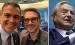 Sánchez ya viajó a Nueva York como presidente en 2019, de la mano de Alex Soros, y ahora lo vuelve a hacer. Otra muestra de que es una marioneta de George Soros