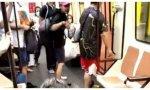 Síndrome 'variante delta': el detenido por agredir a un sanitario en el metro de Madrid era... colombiano