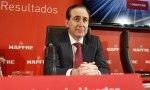 El grupo asegurador Mapfre, que tiene como presidente y CEO a Antonio Huertas, sigue yendo sobrada en solvencia, cuyo margen crece del 192,9% al 201%