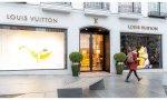 ¡Viva el lujo y quien lo trujo! Louis Vuitton facturó 28.665 millones hasta junio, un 56% más