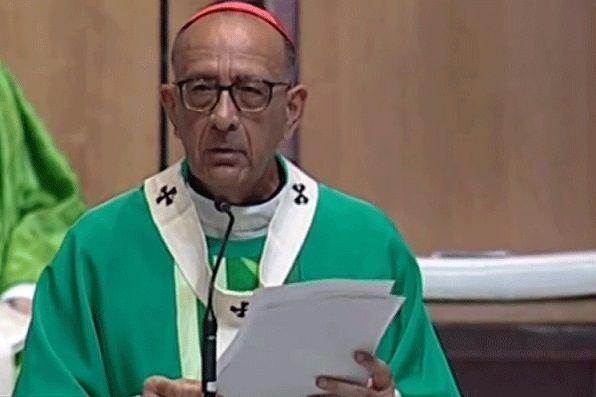 """El arzobispo Omella, lo deja claro: """"La unión nos hace fuertes, la división nos corroe y destruye"""""""