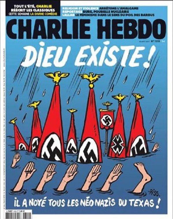 Yo tampoco soy Charlie Hebdo. Entre otras cosas, porque no quiero ser un canalla