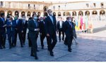 Resumen de la conferencia de presidentes regionales: el Rey y Ayuso vitoreados, Sánchez abucheado