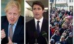 Diario de pandemia. Reino Unido y Canadá: a menos restricciones, menos infecciones… y al revés