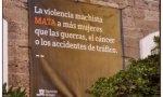 La Diputación de Cádiz (PSOE) compara en un cártel las muertes por violencia machista con las de enfermos de cáncer, víctimas de la guerra o de accidentes de tráfico