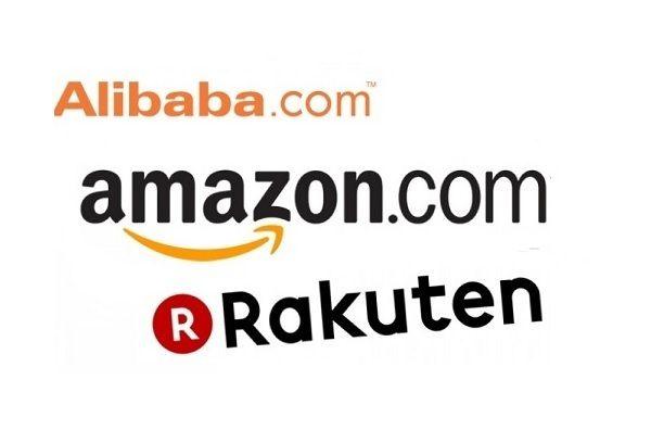Amazon, Alibaba y Rakuten destrozan al enemigo… para después convertirse en él