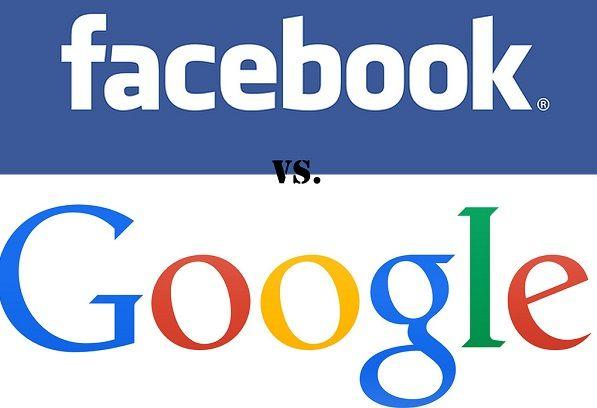 Google y Facebook: más poder que influencia. Porque no crean, sólo plagian