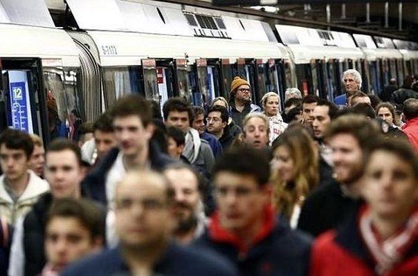 La caradura de los maquinistas de Metro: huelga preventiva y a posteriori