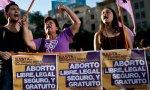 Las feministas quieren aborto libre en Chile