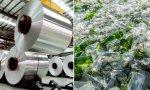 El aluminio y el vidrio son 100% reciclables